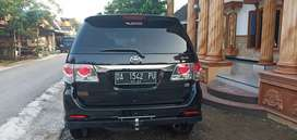 Toyota fortuner G automatic