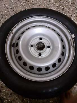 Hyundai Accent tyre full set