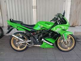 Kawasaki ninja 150 rr special edition