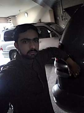 I am professional driver need a job