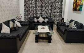 Sofa set/ double bed/ led/ refrigerator/ac