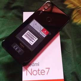 Xiaomi Note 7 Ram 4/64GB super mulus 99%