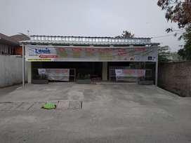 Ruko/gudang produktif di Komplek Ciceri Indah, Kota Serang