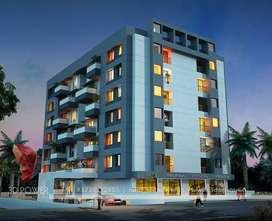 Near RTC Bus Depo. , Madhurawada, Flats On Sale