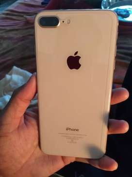 Iphn 8plus 64 gb .84 battery helth