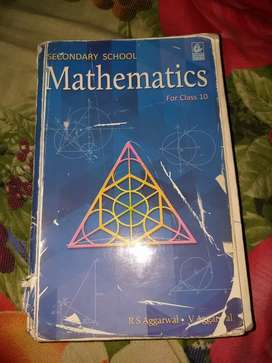 Mathematics R.S AGGARWAL PAPER SOLVED