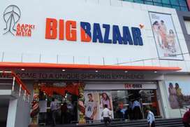 Urgent requirement_BIG.BAZAAR.MALL COME. ON.