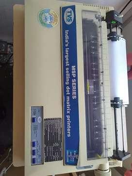 TVS MSP 245 PRINTER