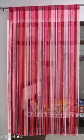Polyester string door curtains