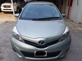 Toyota Vitz Model 2014