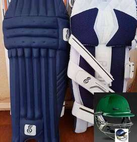 Pad Cricket guard batting protection LEFT RIGHT Thigh  guards pads men