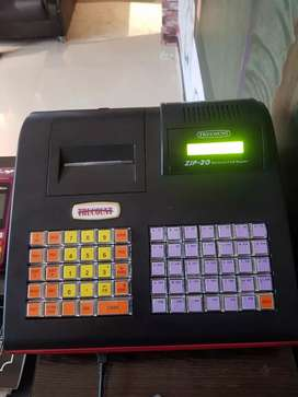 Zip 20 electronic cash register