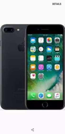 I phone 7 plus 128 gb in good condition