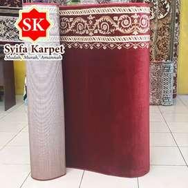 Big sale karpet masjid grtais biaya pasang