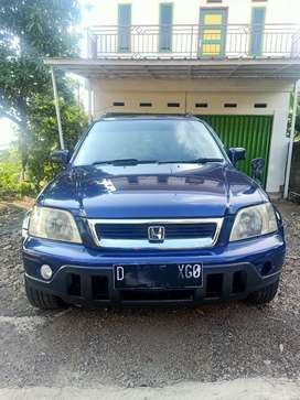 CR-V 2001 Automatic 2.0