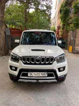 Mahindra Scorpio S7 140, 2018, Diesel