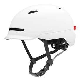 Xiaomi Youpin Smart4u Helm Sepeda Smart Flash Helmet size L