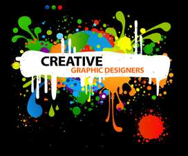 CREATIVE GRAPHIC DESIGNER REQUIRE FOR A REPUTED ADVERTISEMENT COMPANY