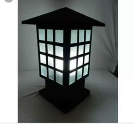 Lampu pilar outdoor murah