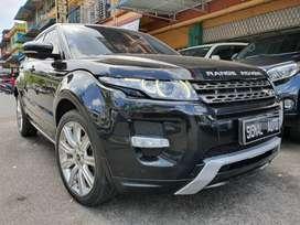 Range Rover Evoque 2.0 A/T Th.13 (Khusus Batam)