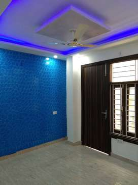 Low budget luxury 2 BH.K flat with lift. 90% home loan facility
