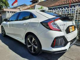 Civic E Cvt Hatcback Antik!!