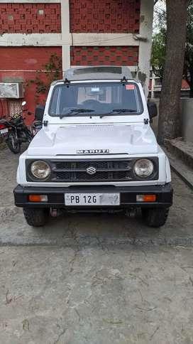 Maruti Suzuki Gypsy 2003 Petrol Well Maintained