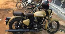 Royal Enfield abs good condition