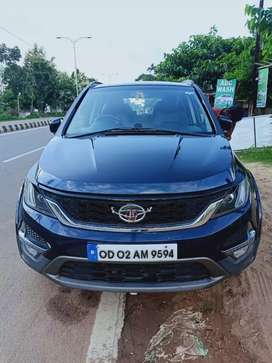 Well maintained car Tata hexa for sell