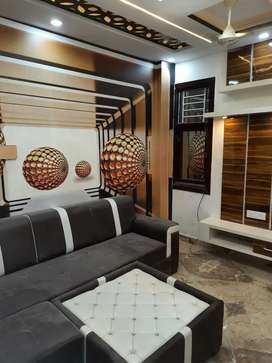 3bhk spacious bedrooms ,one spacious living hall near dwarka mor