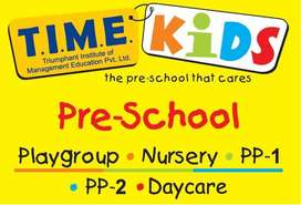Teachers wanted for a pre-school in Trivandrum