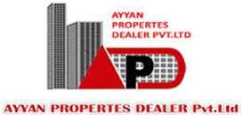 2 bhk flat for rent at prime location ashoke nagar