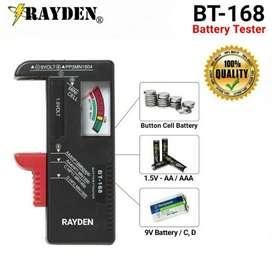 Tester Baterai Cek Daya Arus Multi Baterai