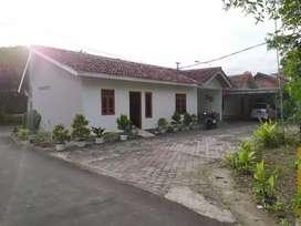 Dikontrakkan Rumah Lokasi Straregis Full Perabotan