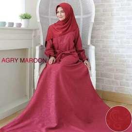 Maxi AGRY Busana muslim maxi wanita
