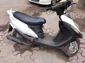 Mahindra kinetic flyte scooter