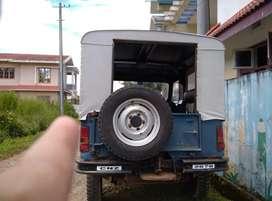 MM 540 4 X 4 jeep