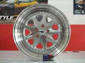 Velg Mobil Macan, Mercy, Civic New dll type BAVARIA JD9016 HSR R18