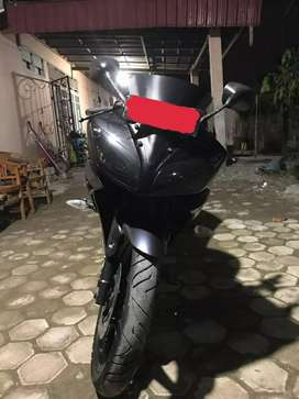 Yamaha R15 th 2014 akhir