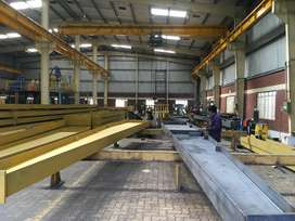 Pre Engineering Building Manufacturing Unit Required