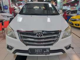 Toyota Grand Kijang Innova 2.5 tipe V AT Matic Diesel 2014 KM 77rb