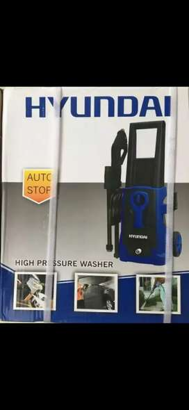Hyundai pressure washer 135 bar