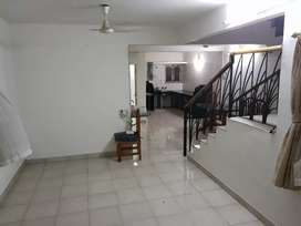 4bhk Rowhouse with 3 sides opening in prime location.