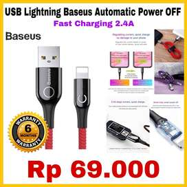 BASEUS ORIGINAL Garansi Resmi 6 Bulan - READY - Best Seller Product