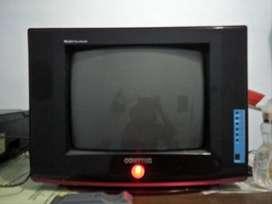 CRT TV Tabung / CTV 14 Inch Merk Animax / E-Prom / Mitochiba - BNIB