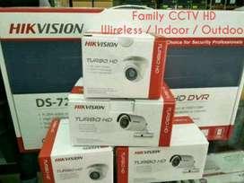 Kamera Pengawas Camera CCTV Jual Dan Pasang Full Hd + Infrared