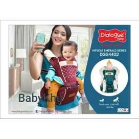 Gendongan Bayi Hipseat Emerald Series DGG4402