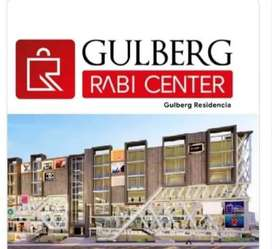 Gulberg Rabi Center Islamabad – 1-Bed Apartment for Sale on 4th Floor