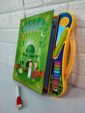 PROMO - Mainan Edukasi E-book Muslim 3 Bahasa - Ebook pembelajaran  an