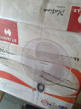 New Havells wall fans two set 400mm size